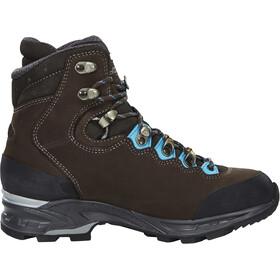 Lowa Mauria GTX Schuhe Damen slate/turquoise
